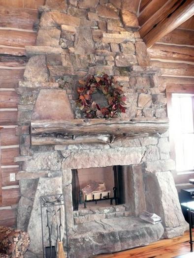 Fireplace & Rockwork - Hackbarth Construction