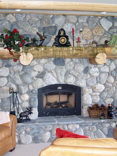 Fireplace Amp Rockwork Hackbarth Construction