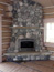 Custom Masonry Fireplace MT